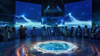 """Unter dem Titel """"Energy on track"""" weist der Deutsche Pavillon den richtigen Weg in eine neue, nachhaltige Energie-Ära"""