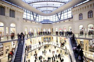 Europa-Galerie in Saarbrücken