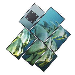 Der Freestyle Rotation Adapter ermöglicht eine kreative Anordnung von Displays.