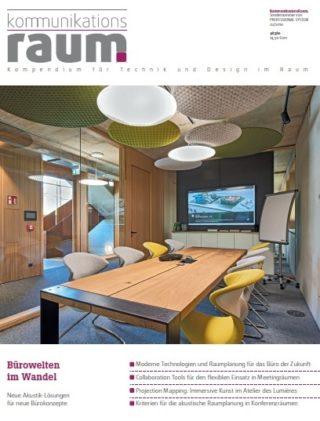 KommunikationsRaum. Ausgabe 2-2018