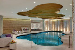 Spa-Bereich im Waldorf Astoria