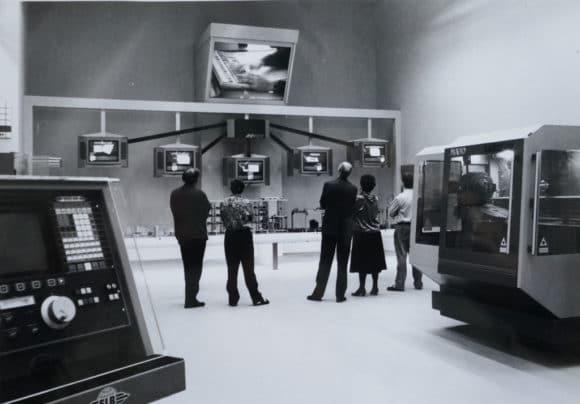 Exponat im Deutschen Museum München