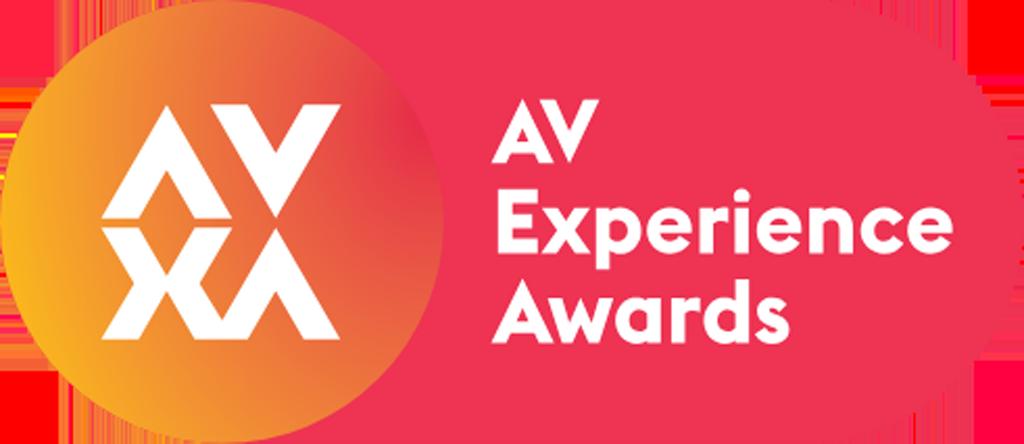Logo der AV Experience Awards