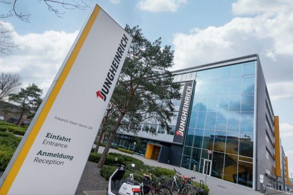 Firmensitz der Jungheinrich AG
