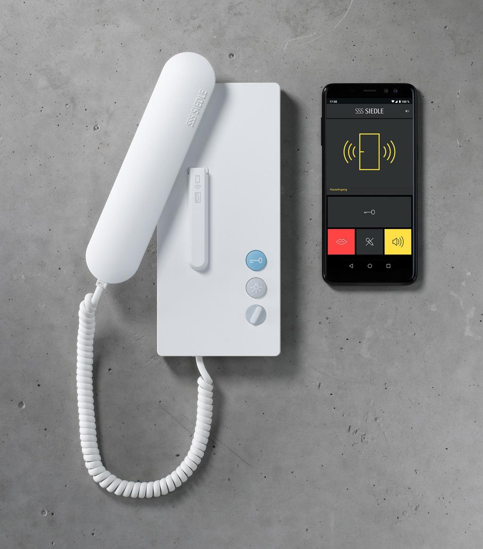 Siedle IQ Haustelefon und App