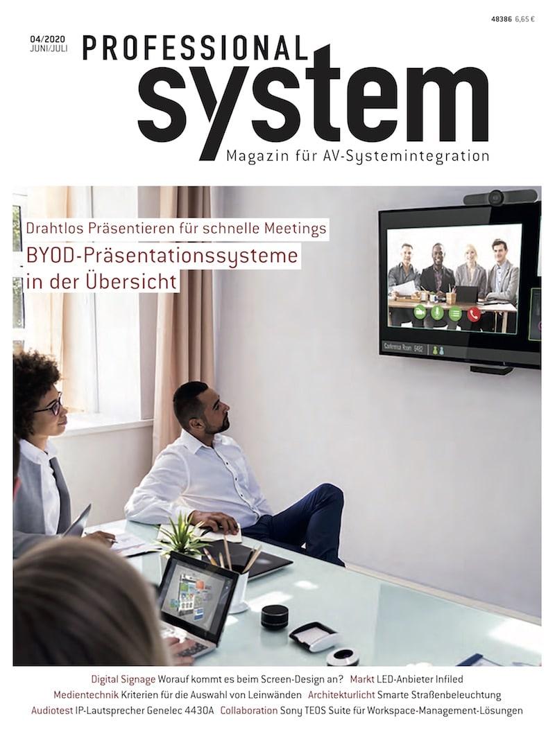 Produkt: Professional System 04/2020 Digital