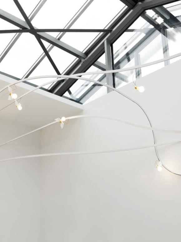 Sense System mit Lucellino Leuchten