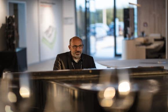 Jochen Schwarz, Vorstand der Fohhn Audio AG