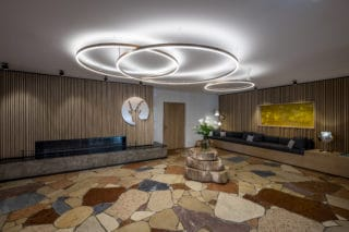 Lobby Klinik am Alpenpark
