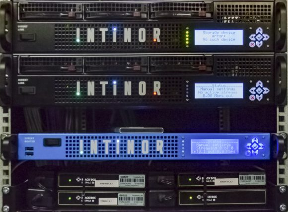 """""""Direkt Link""""-Encoder von Intinor"""