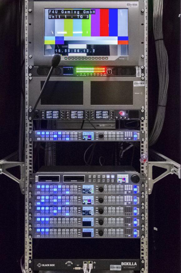 Signalwandlung und Überwachung Blackmagic Design