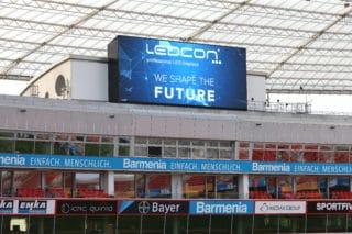 LED-Anzeigetafeln von LEDCON