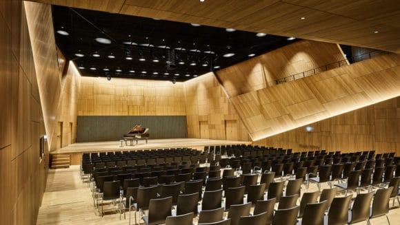 Tauberphilharmonie großer Saal
