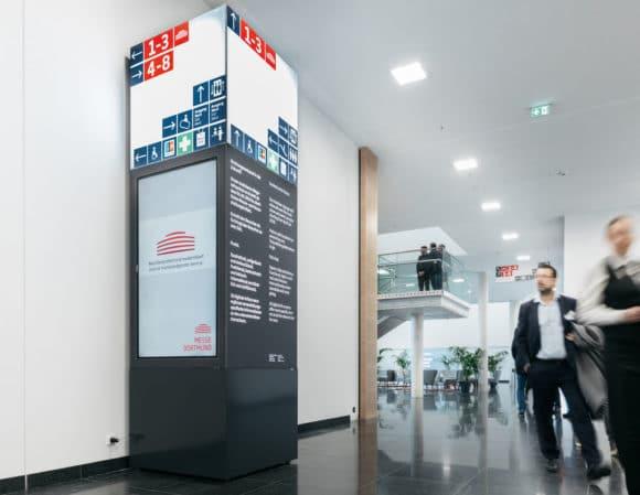 Software kompas von dimedis Messe Dortmund