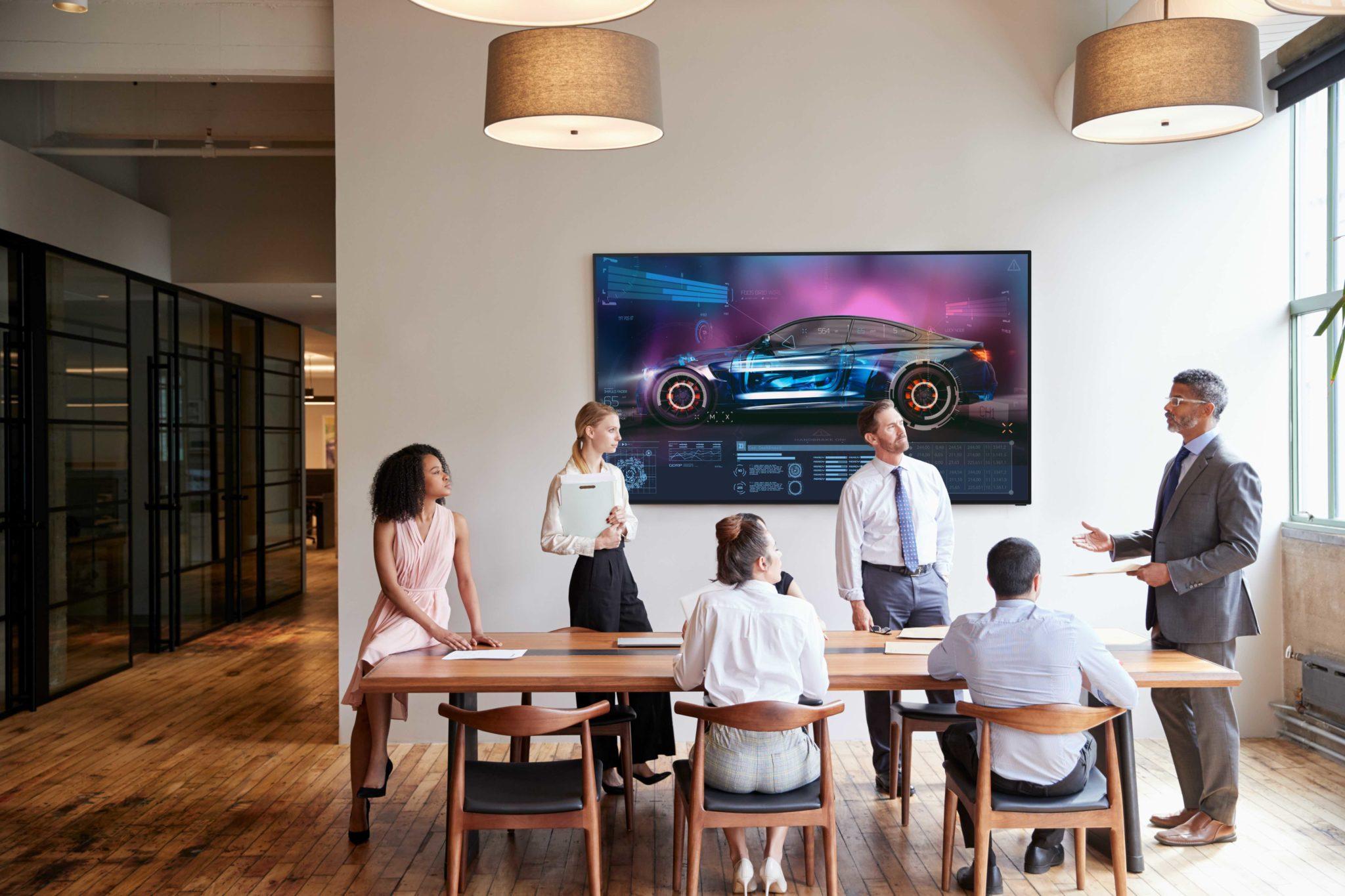 Meeting Panasonic