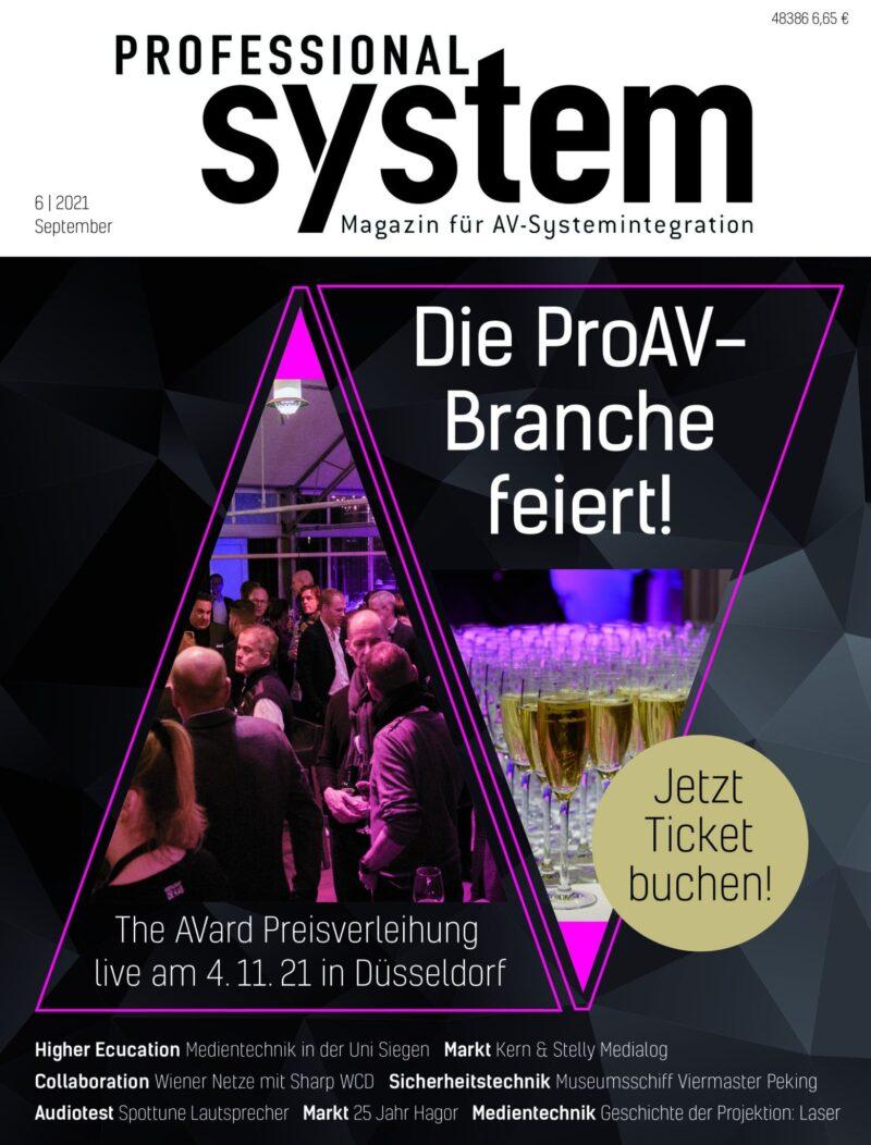 Produkt: Professional System 06/2021