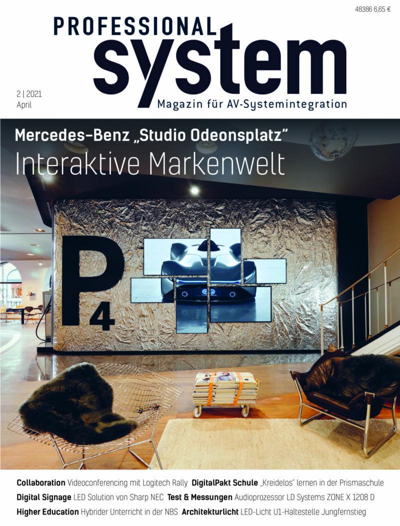 Produkt: Professional System 02/2021