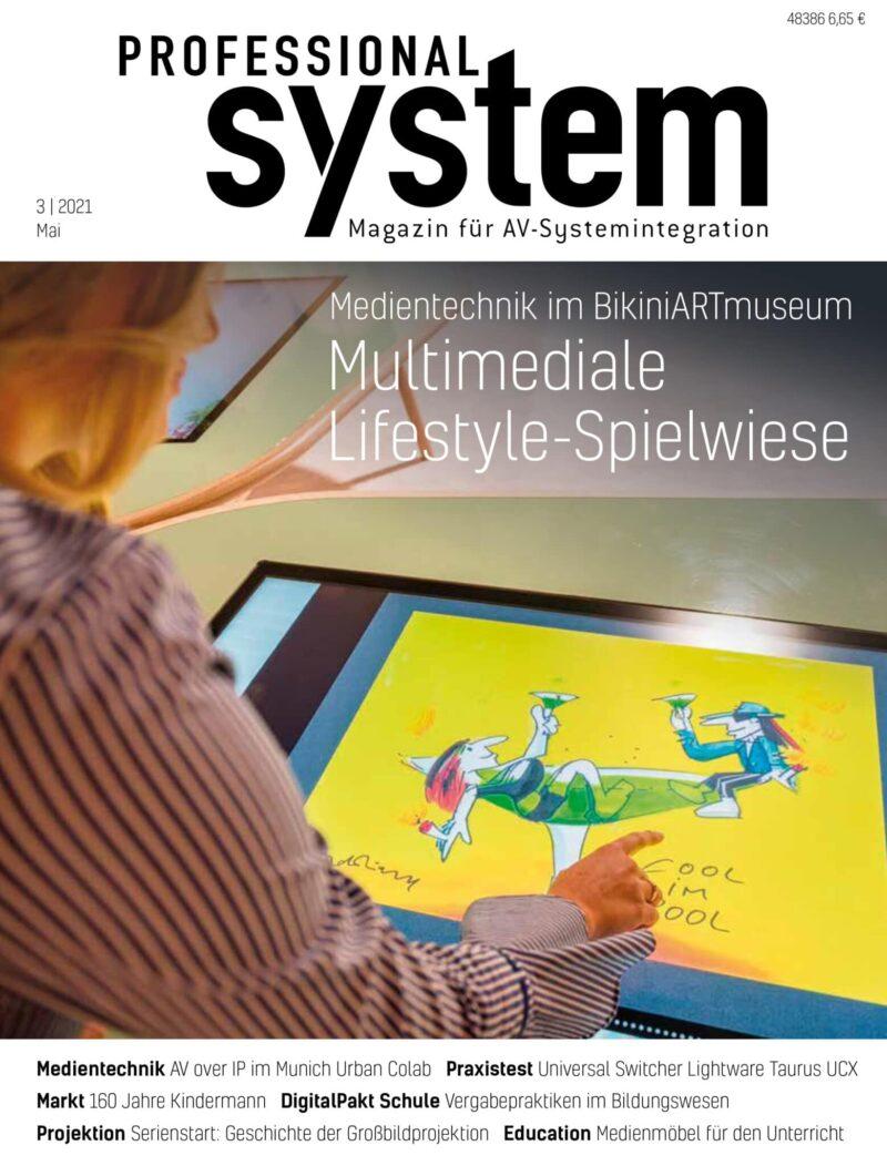 Produkt: Professional System 03/2021