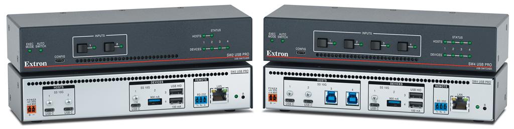 Extron USB-Switcher