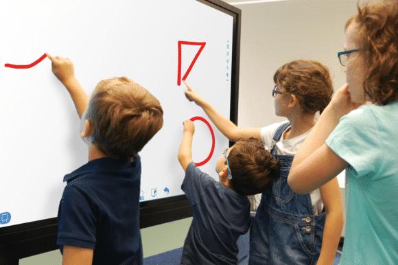 Whiteboard Schule