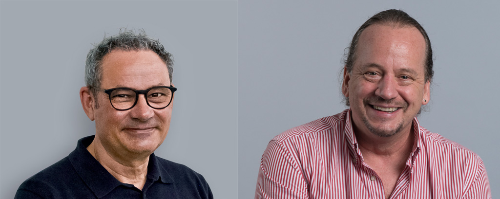 Wolfgang Leute & Scott Gledhill