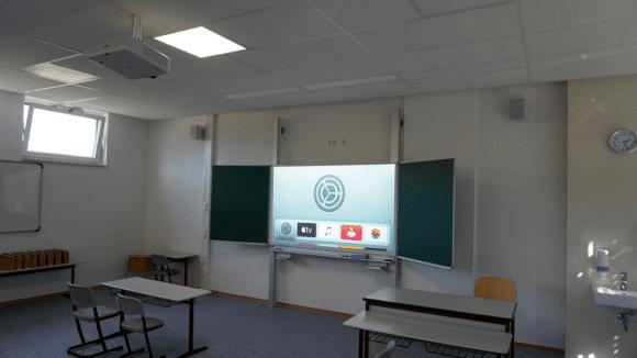 Epson-Projektoren an der Grundschule am Entenbach in Bingen-Büdesheim
