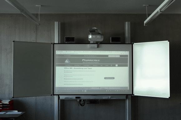 Prismaschule Langenfeld Medientechnik