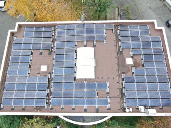 Photovoltaikanlage Dach Lightlife