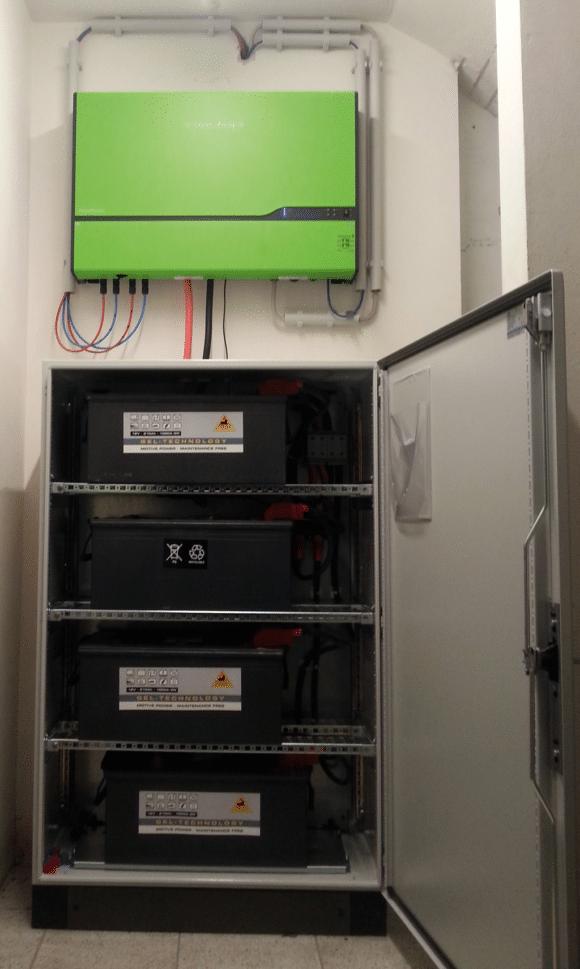 NEDAP-Powerrouter Lightlife