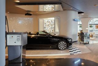 Studio Odeonsplatz by Mercedes-Benz