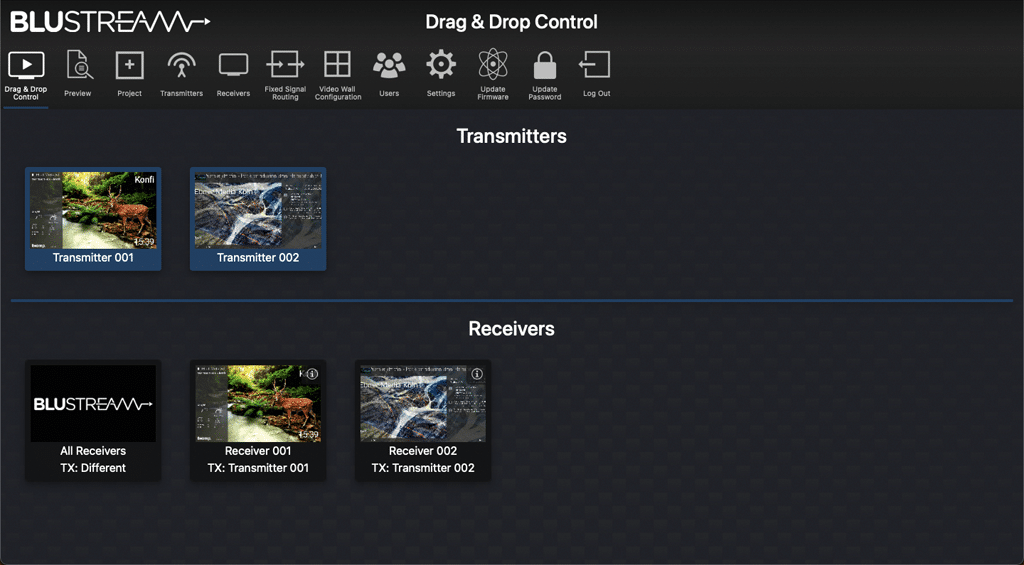 Screenshot Drag & Drop