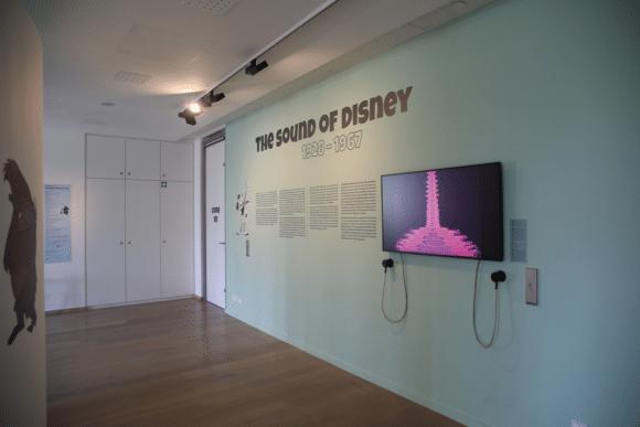 Digital Signage Displays im Museeum