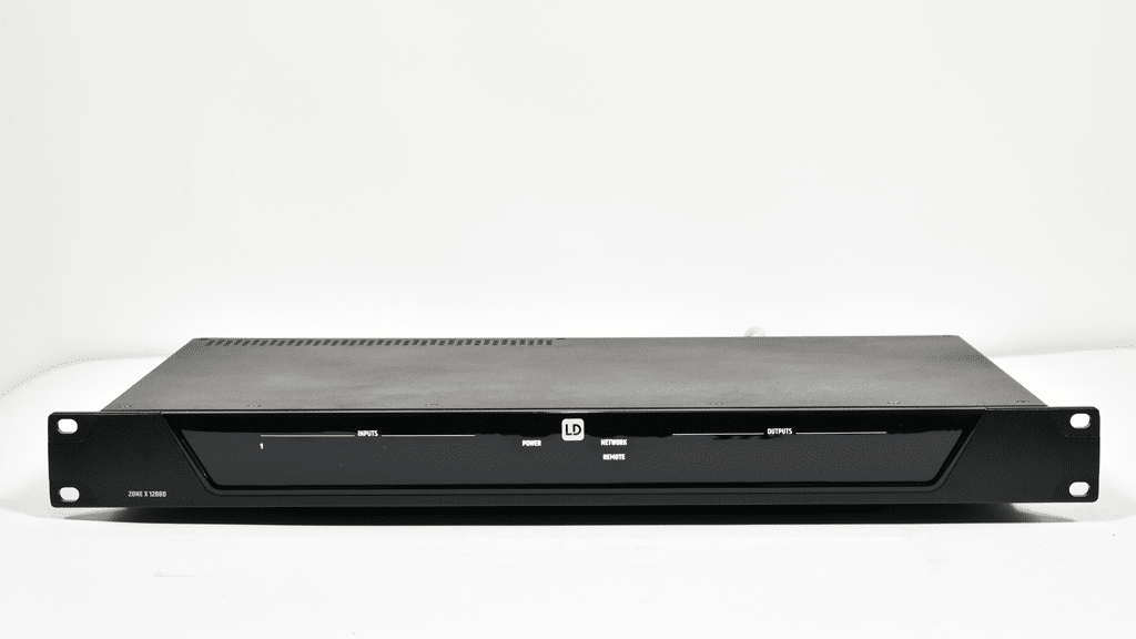 Frontansicht LD Systems x12080
