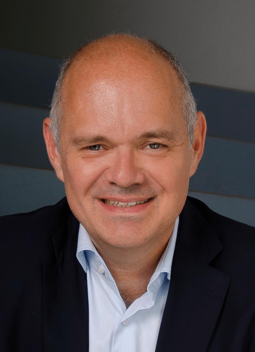 Timo Meißner, Geschäftführer der Kindermann GmbH
