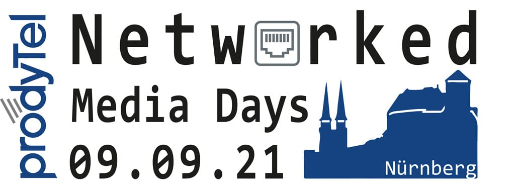 Logo Networked Media Days