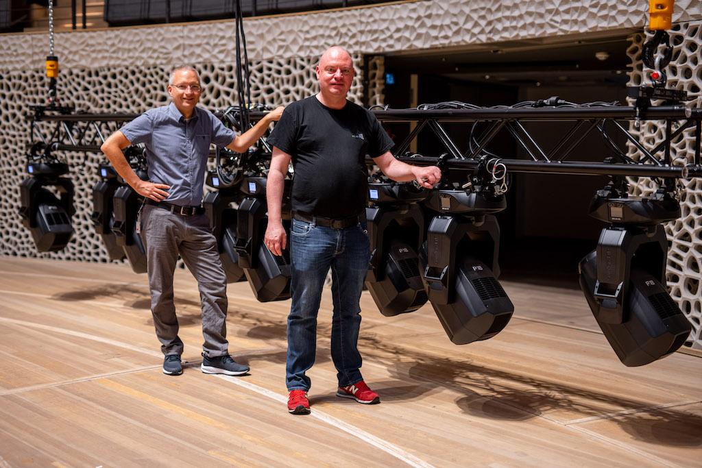 Mike Neumann (l.) und Andreas Klöhn